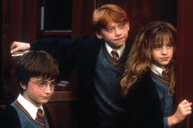 Harry,Ron,Hermione